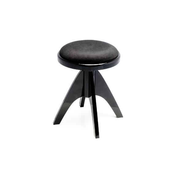 Round Adjustable Piano Stool The Piano Accessory Shop