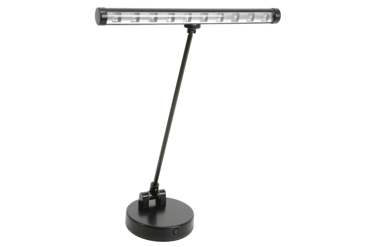 LYYT LED Piano Lamp (in Black Or Chrome)