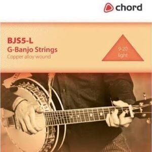 Chord G-Banjo Strings