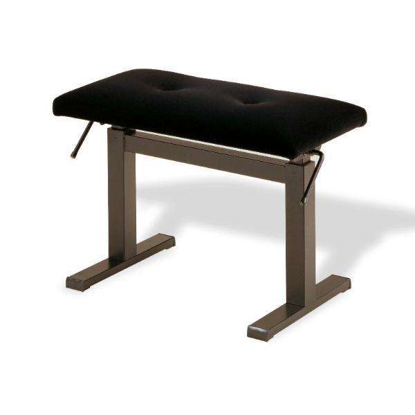 Brilliant Hydraulic Steel Adjustable Piano Stool By Discacciati Machost Co Dining Chair Design Ideas Machostcouk
