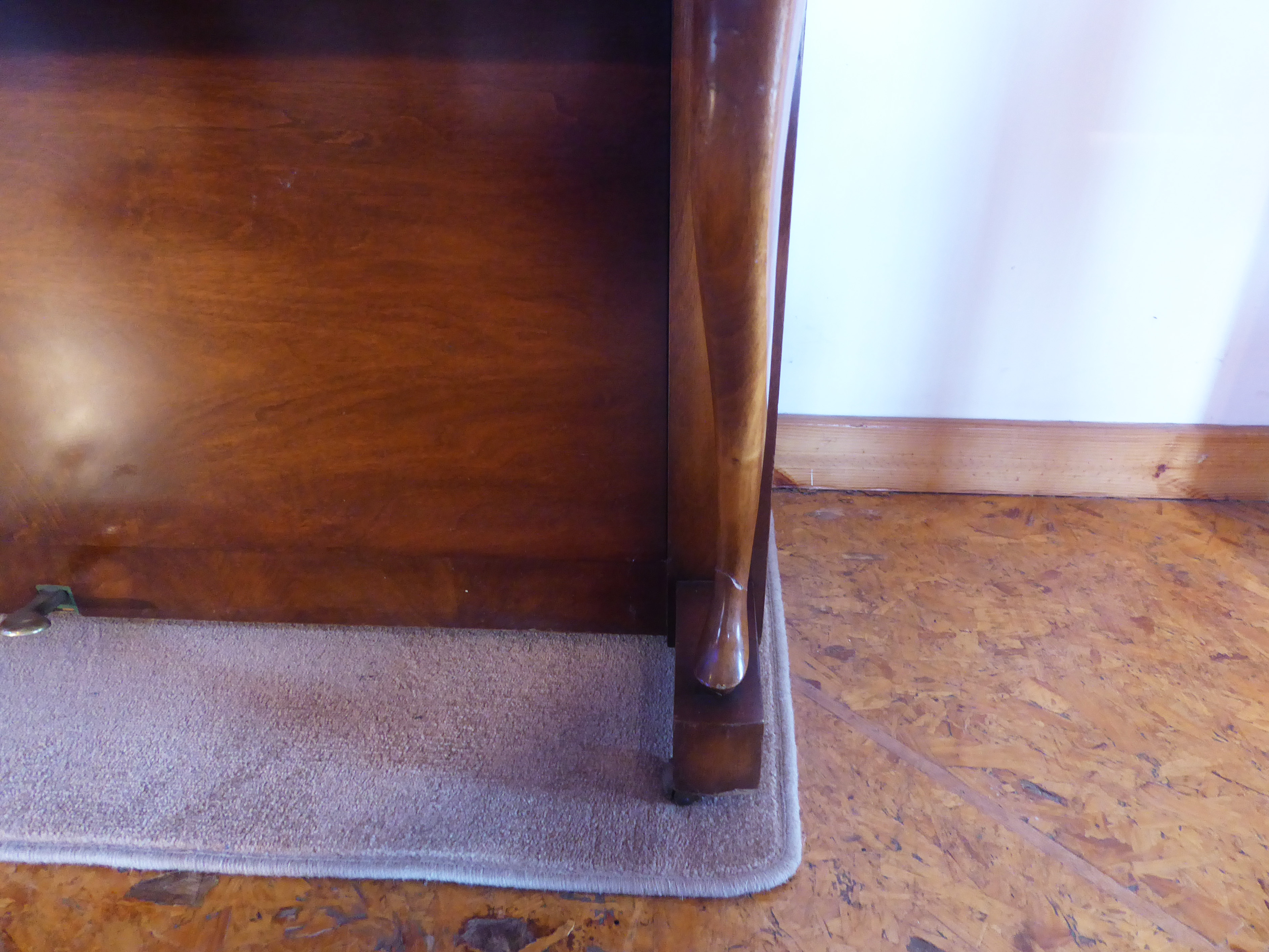 Upright Piano Carpet For Protection From Underfloor