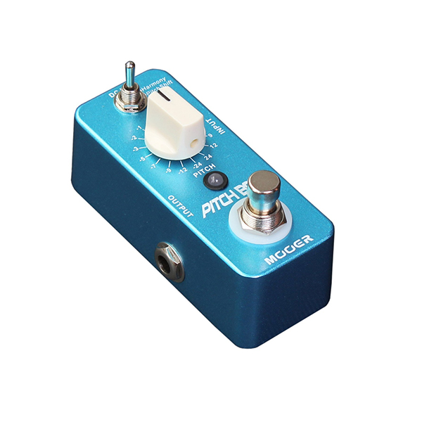mooer pitchbox electric guitar effects pedal the piano accessory shop. Black Bedroom Furniture Sets. Home Design Ideas