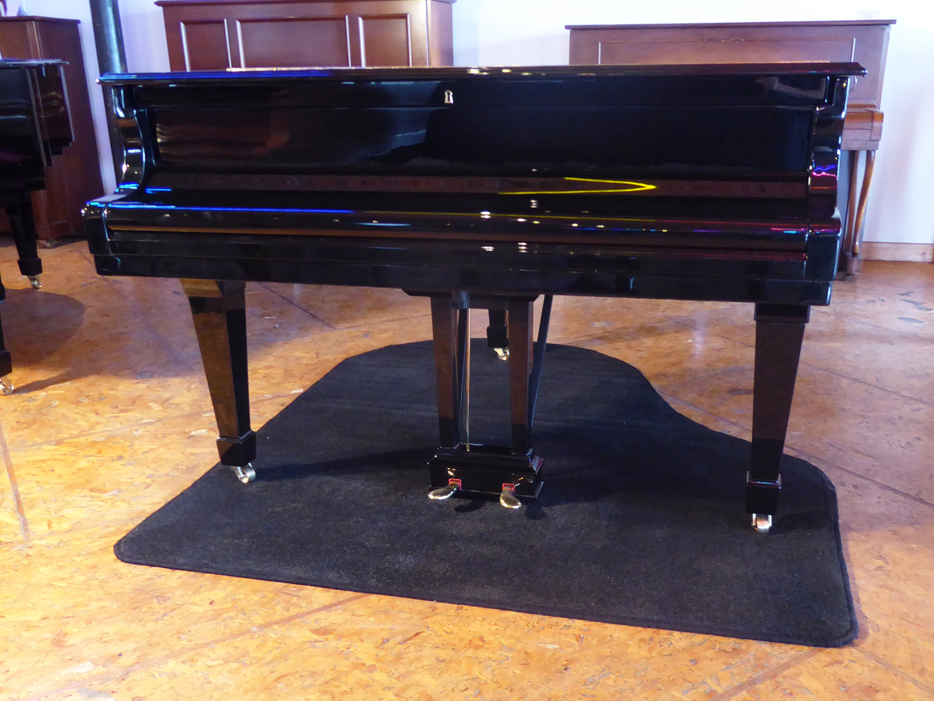 Grand Piano Carpet For Protection From Underfloor